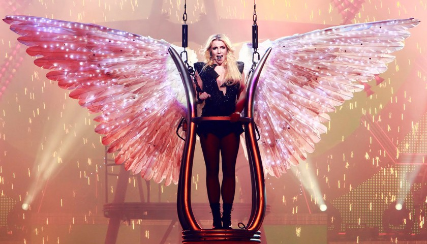 2 VIP Tickets to See Britney Spears' Concert at London's O2