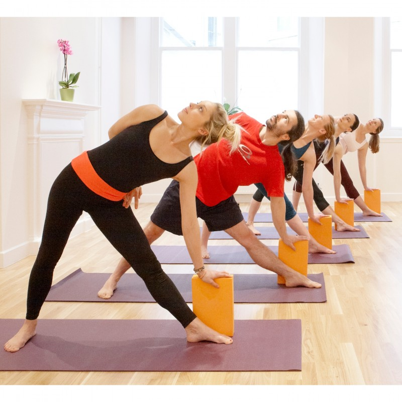 37 - Two Weeks Unlimited In-Centre Yoga Classes at Light Centre