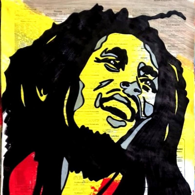 """""""Bob Marley"""" Original Board by Riccardo Penati"""