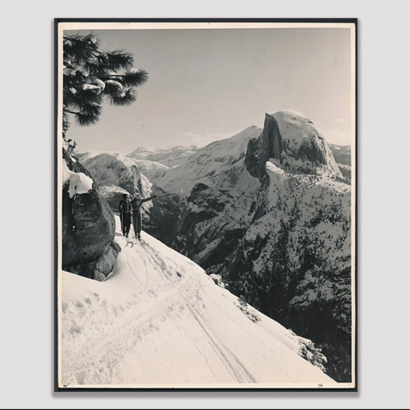 Yosemite National Park by Ansel Adams