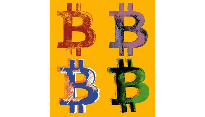 """Bitcoin"" by Thomas Hussung"