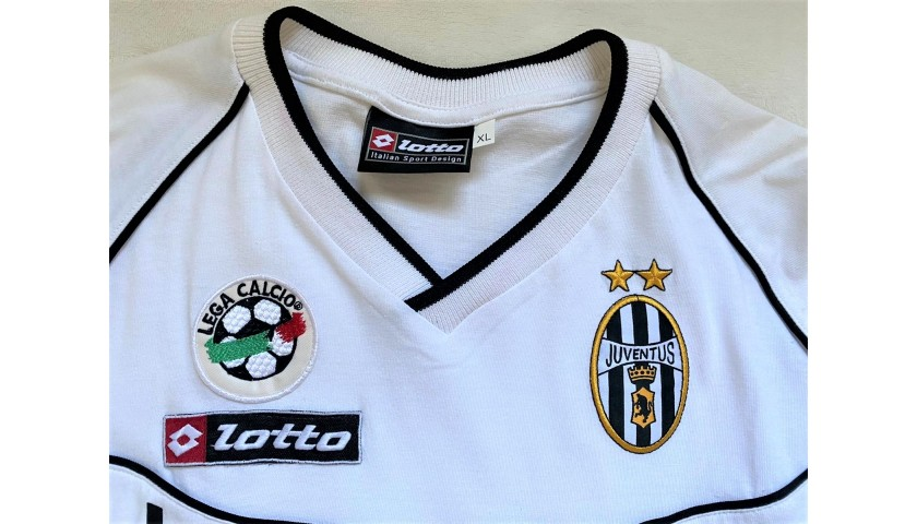Juventus Match Shirt, 27th Scudetto Celebrations