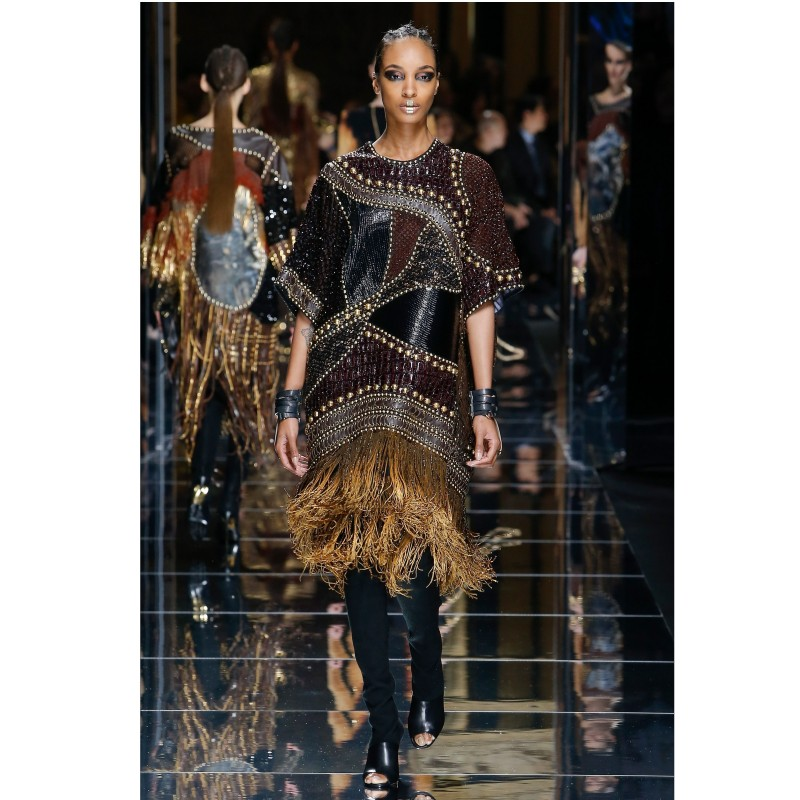 Attend the Balmain S/S 2019 Fashion Show