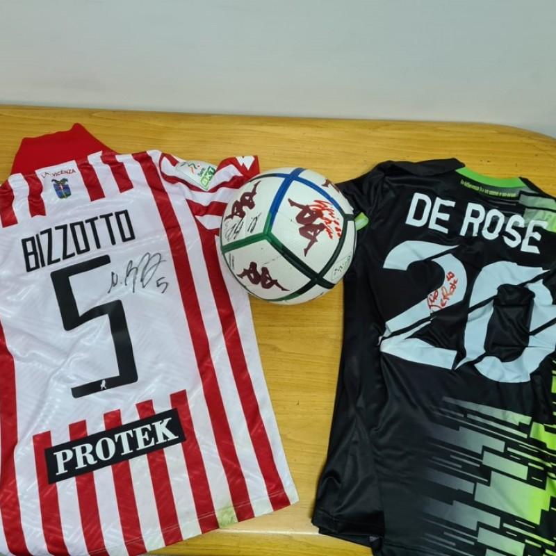 Kombat Signed Football, Vicenza-Reggina 2020