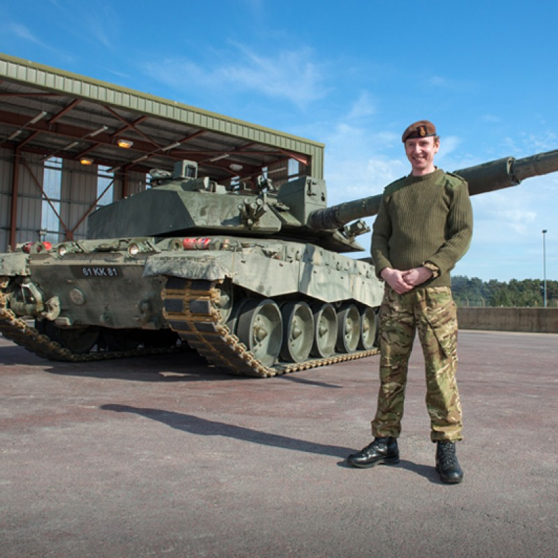 Visit The King's Royal Hussars at Tidworth on Salisbury Plain