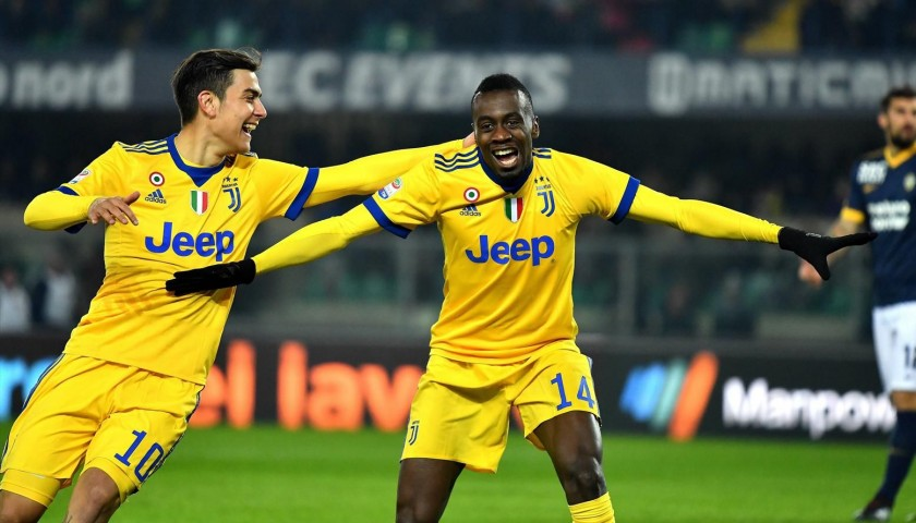 Watch the Juventus-Hellas Verona Serie A match