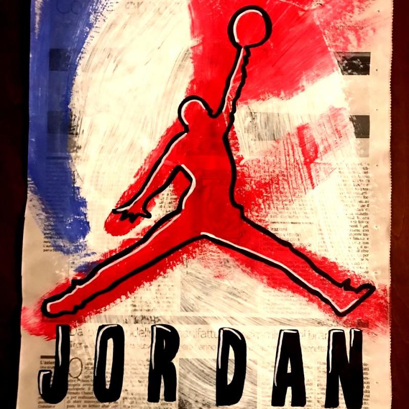 """Jordan"" Original Board by RikPen - Riccardo Penati"