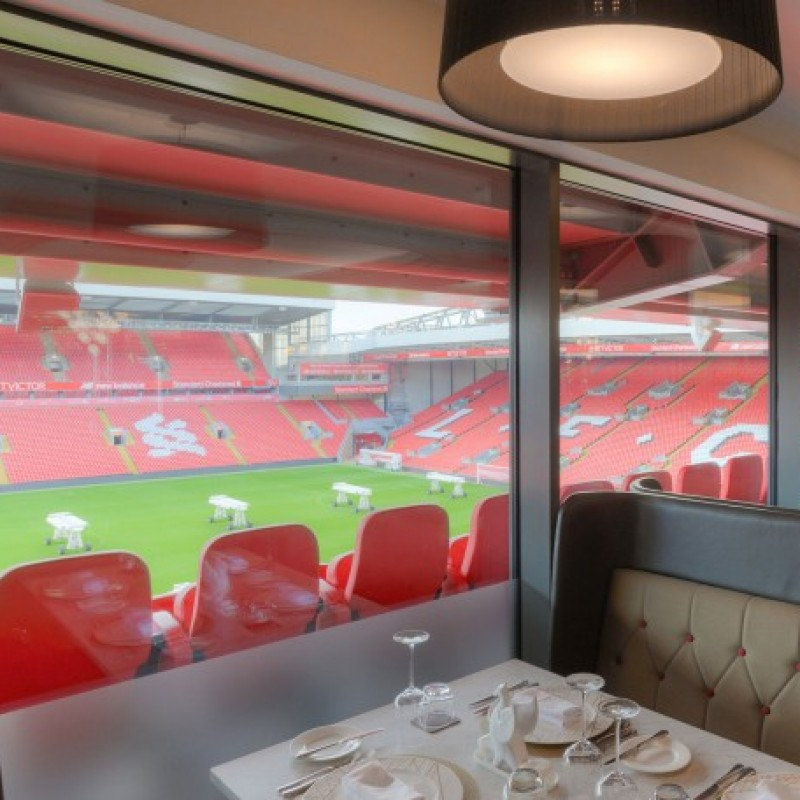 VIP Directors Box Experience for a Liverpool FC Premier League 18/19 Game