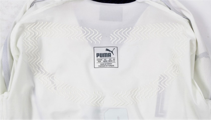 Bettella's Match-Issue Shirt, Holland-Italy 2017