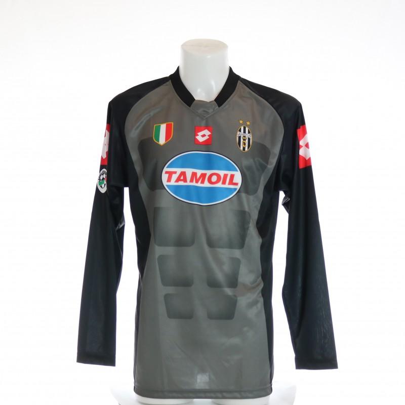Chimenti's Juventus Match Shirt, UCL 2008/09