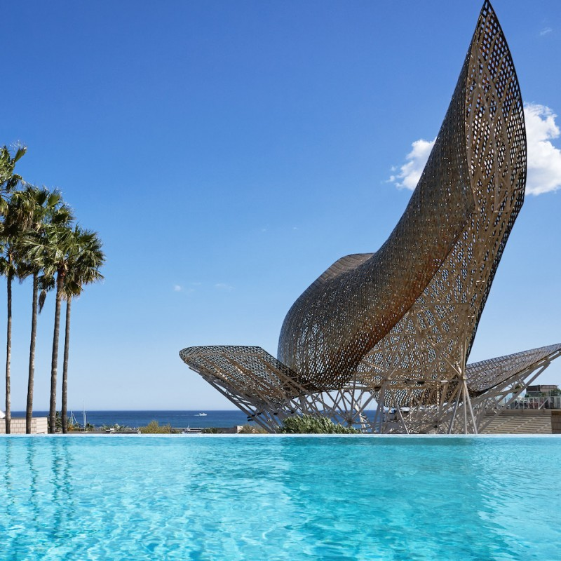 2 Nights Stay at 5*Hotel Arts Barcelona for Two People