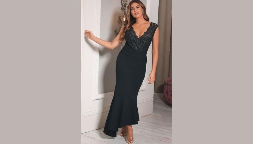 Black Sistaglam Dress Donated by Carol Wright