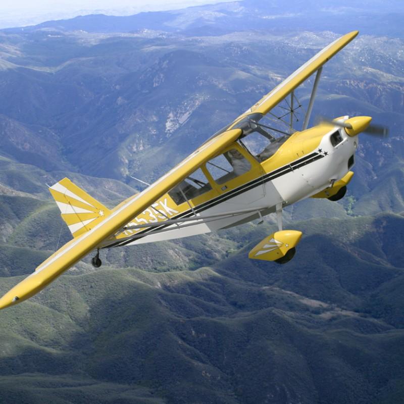 Aerobatic Adventure Flight
