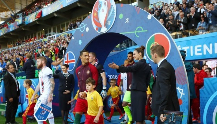 The Portugal National Team Trip with Mascot Experience