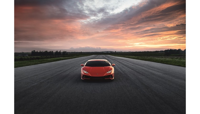 Enjoy a Weekend behind the Wheel of a Lamborghini Huracán EVO