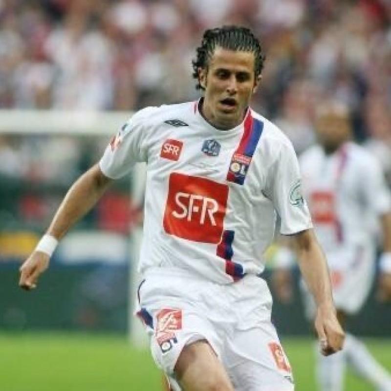 Grosso's Lyon Match Shirt, Coupe de France Final 2008