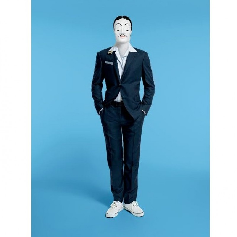 Tailor-made Two-button Suit in Super 150s Wool