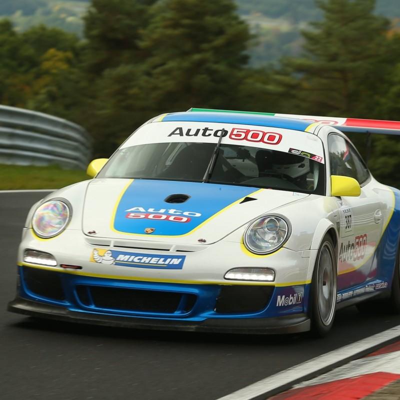 Ride Experience con una Porsche 911 GT3 CUP