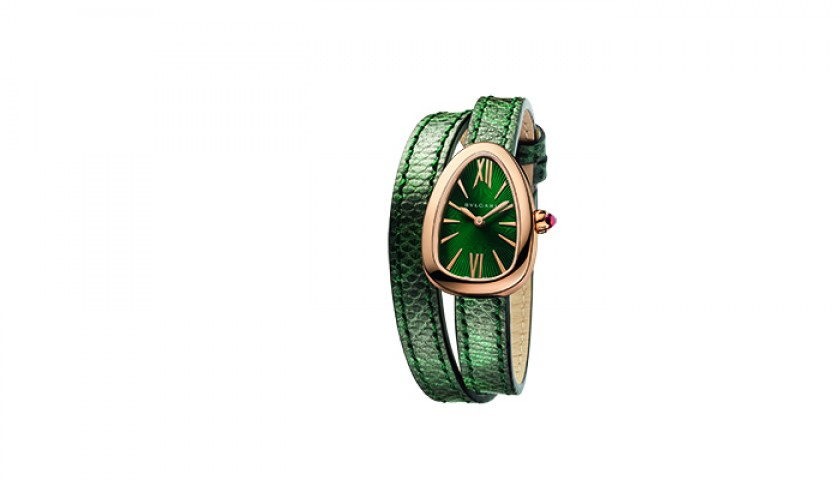 Bvlgari Serpenti Watch