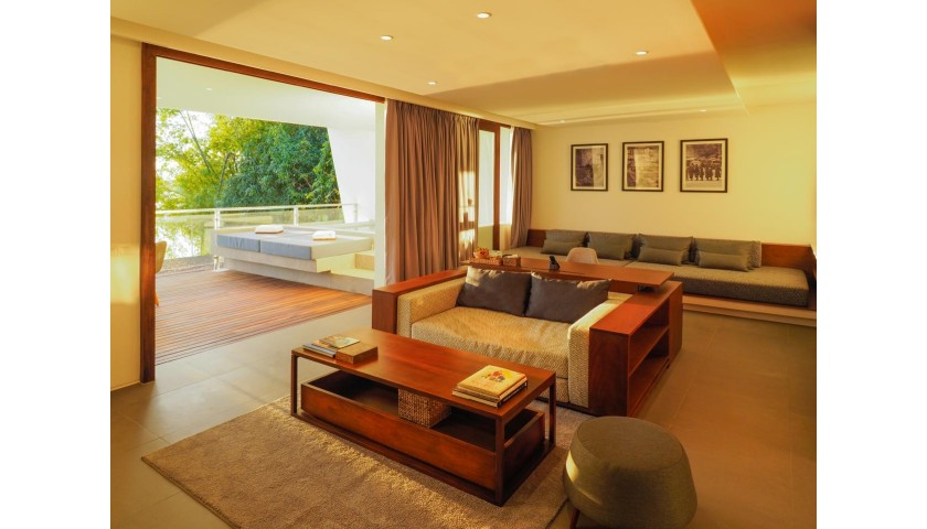 One-Week Holiday for 2 at the 5* Bale in Cambodia