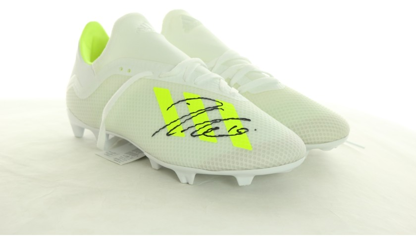 Adidas Boots - Signed by Paulo Dybala