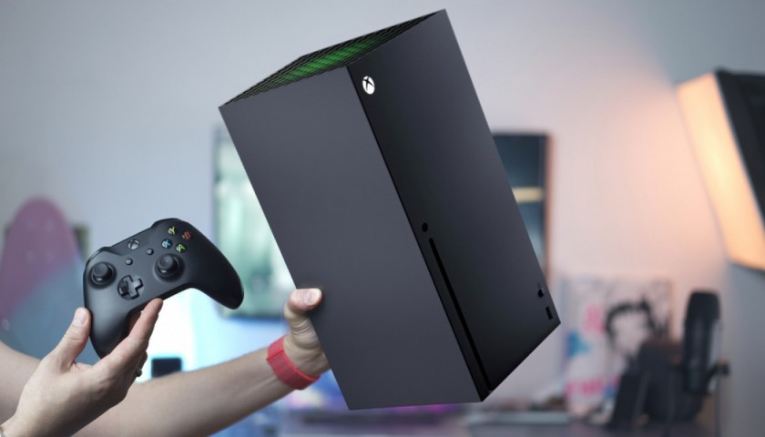 Win a Playstation 5,  Xbox Series X + More!