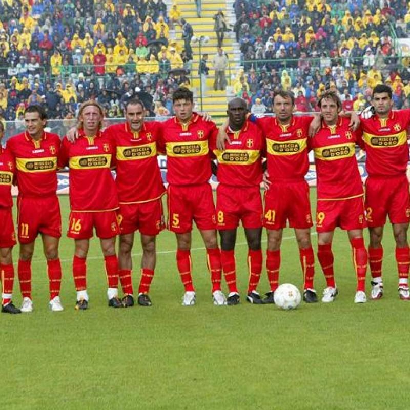 Di Napoli's Messina Match Shirt, 2004/05