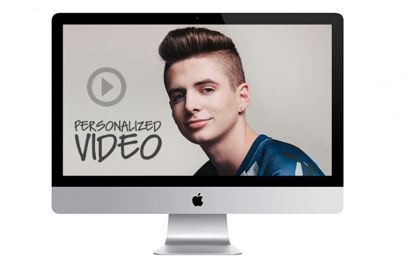 Personalized Video Message