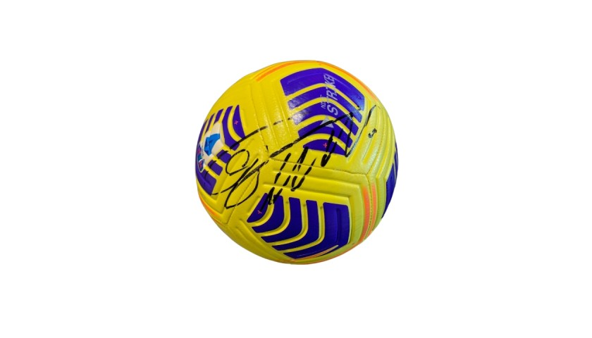 Official Serie A 2020/21 Football - Signed by Cristiano Ronaldo