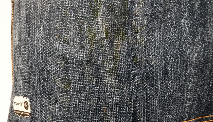 Maglia Higuain Napoli, indossata 2014/15 - Autografata