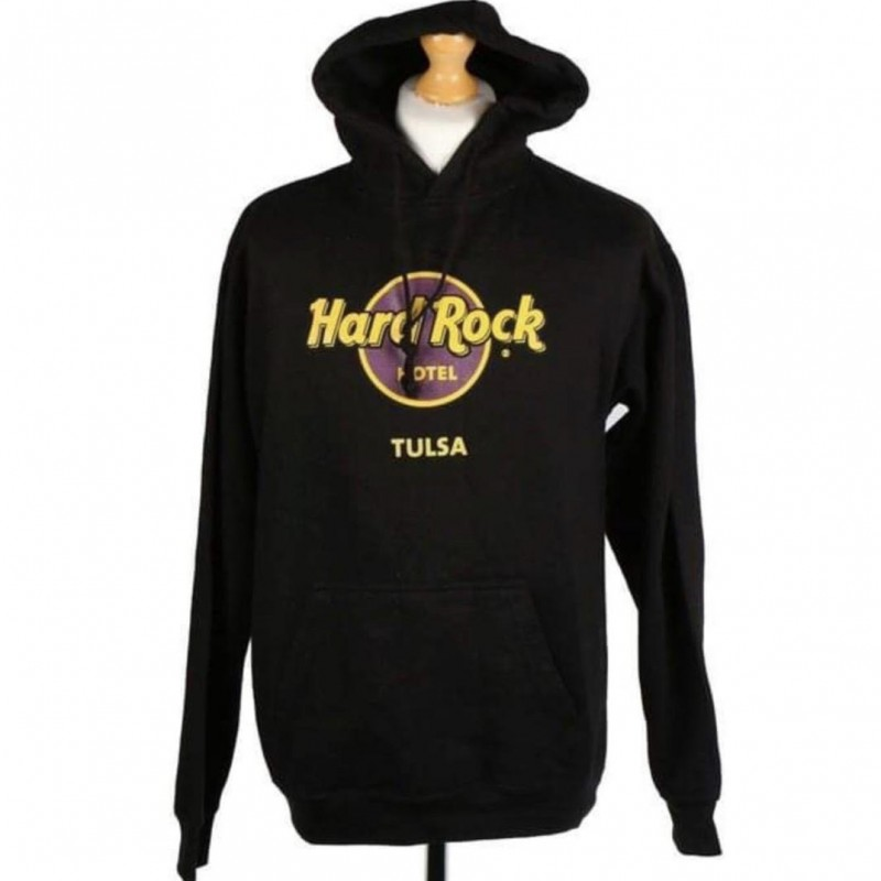 Ed Sheeran Personally Owned and Worn Hard Rock Cafe Hoodie