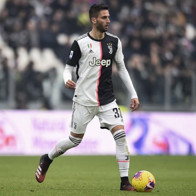 Bentancur's Authentic Juventus Signed Shirt, 2019/20