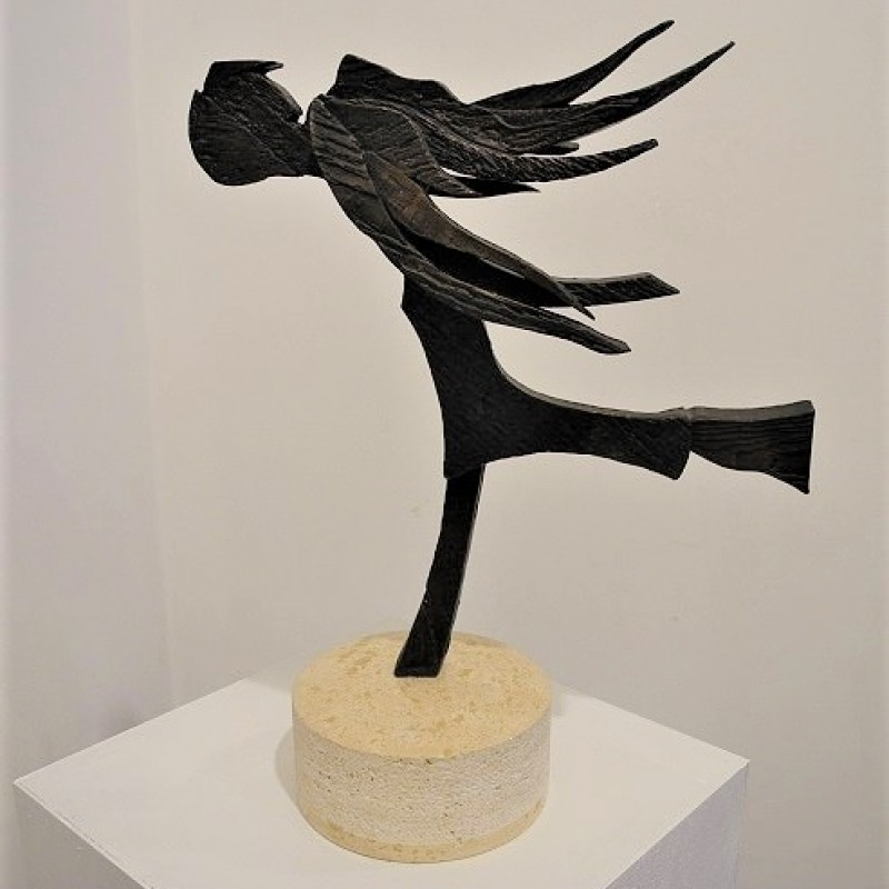 """The Angel"" by Mario Ceroli"