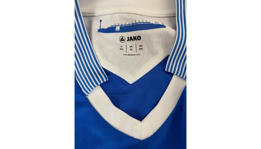 Sailer's Darmstadt Match Shirt, 2013/14