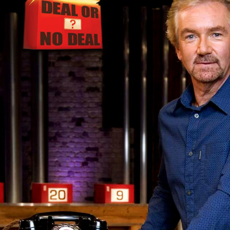 Take a VIP Tour and Watch the Show of Deal or No Deal