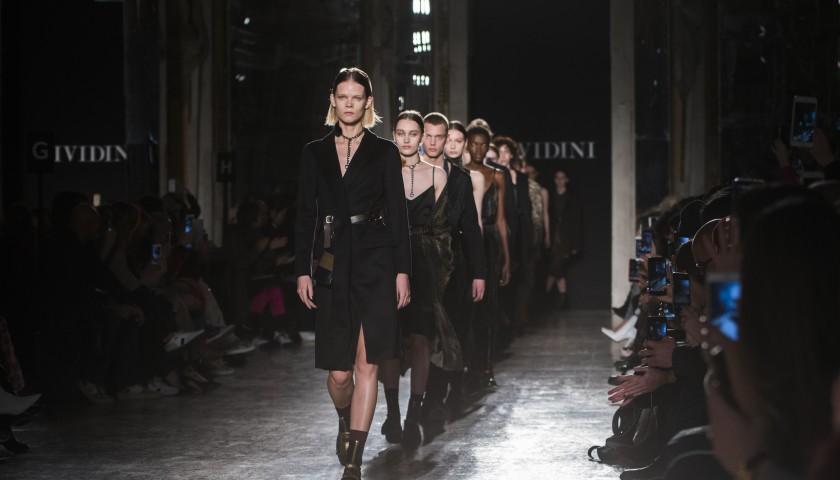 Attend the Cividini Fashion Show S/S 2020