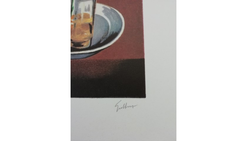 """Untitled"" by Guttuso Renato"