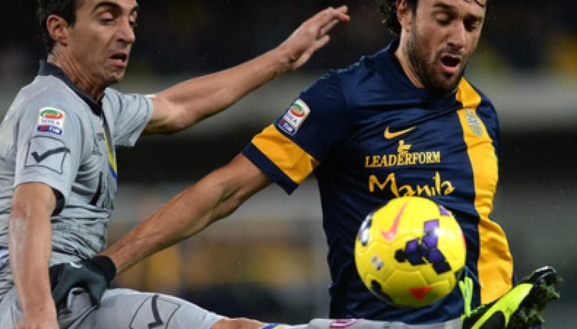 2 tickets for Chievo Verona-Hellas Verona Poltronissima