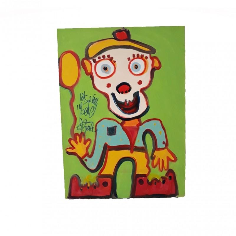 """""""Patch Adams"""" by Gregorio Mancino"""