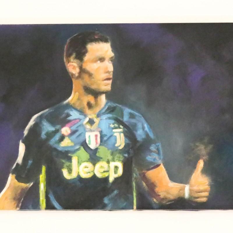 """Ronaldo"" by Antonello Arena"