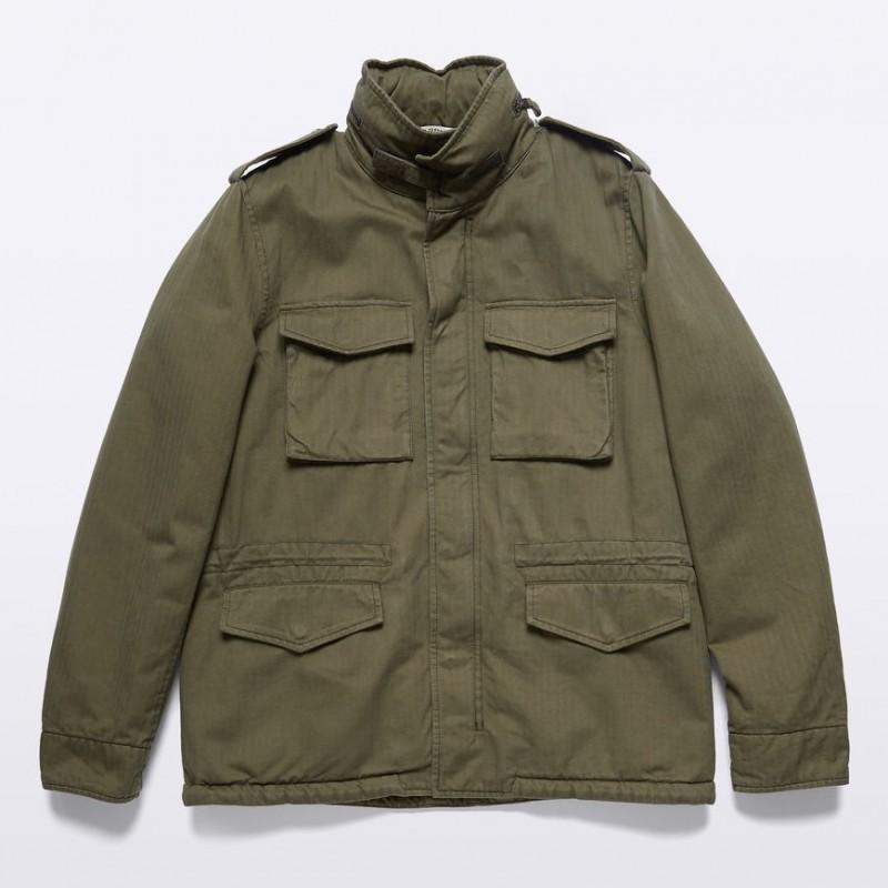 Aspesi Minifield Cot Jacket