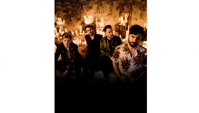 Meet Foals and get VIP tickets to their show