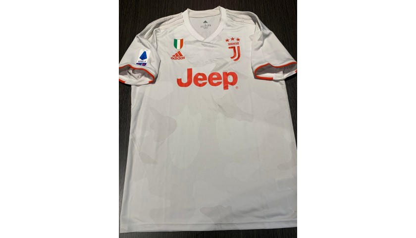 Ronaldo's Official Juventus Shirt, 2019/20 - Signed by the Players