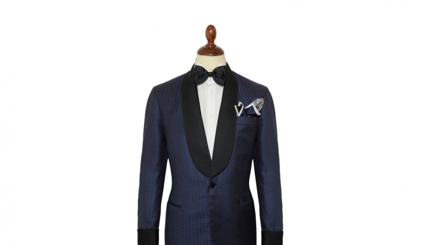 Win a bespoke suit designed by Alessandro Martorana