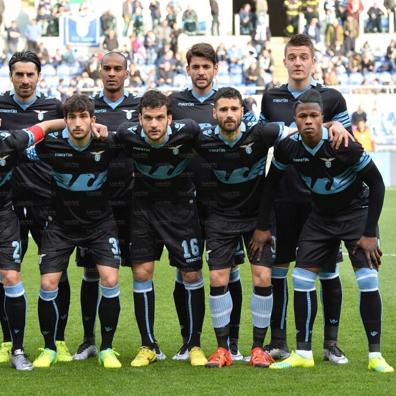 Milinkovic-Savic's Lazio Match Shirt, Serie A 2015/16