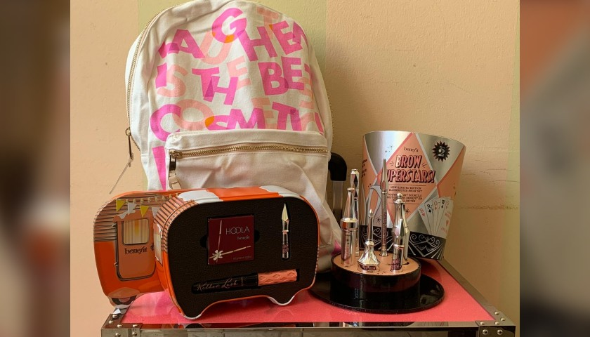 Benefit Cosmetics I'm Hotter Outdoors Limited Edition Gift Set