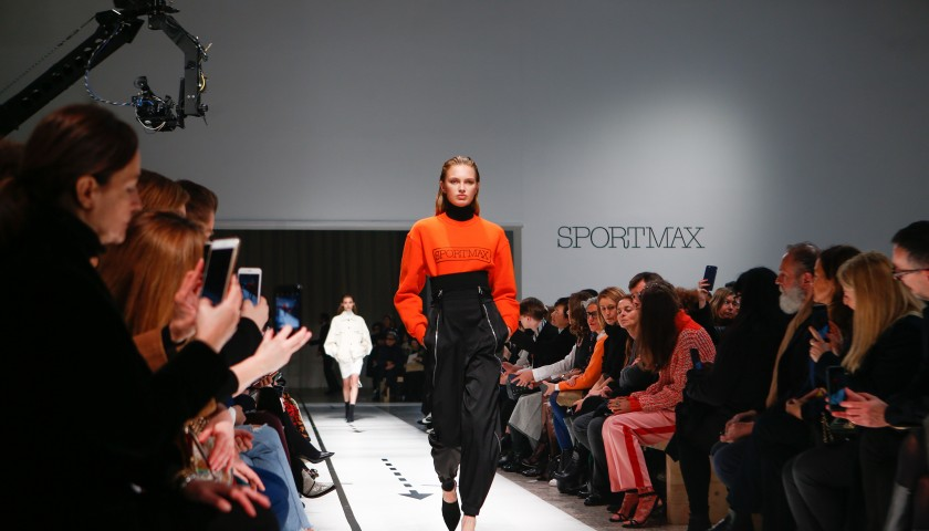 Two Tickets to the Sportmax S/S 2018 Fashion Show