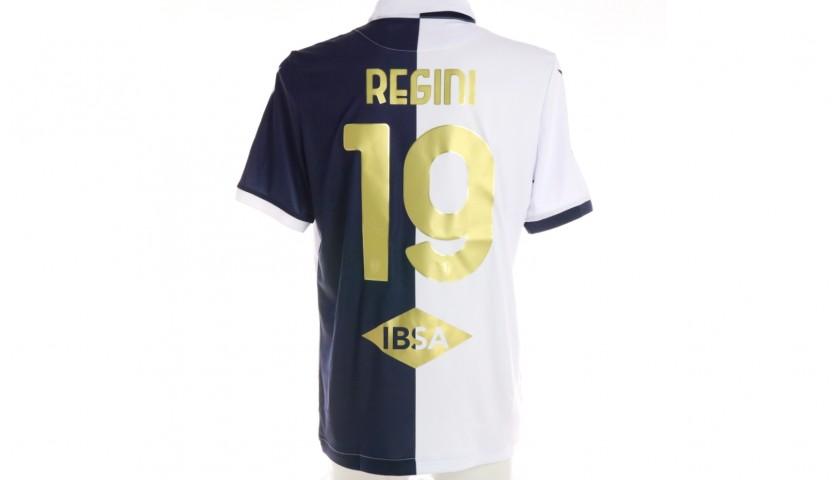 Regini's Match-Issued Kit, Sampdoria-Milan 2020, SPECIAL 120 Years Andrea Doria