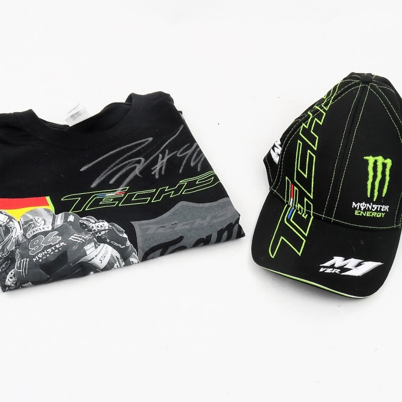 Official Yamaha Tech 3 Kit Signed by Zarco and Folger