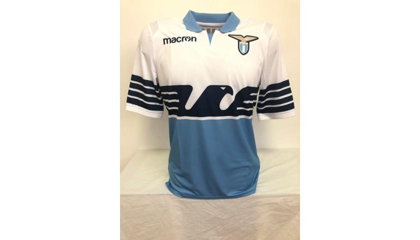 Luiz Felipe's Match Shirt, Arsenal-Lazio 2018